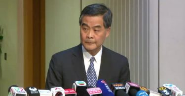 cy leung steps down