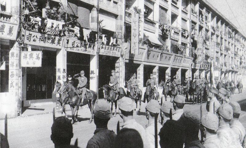 battle of hong kong