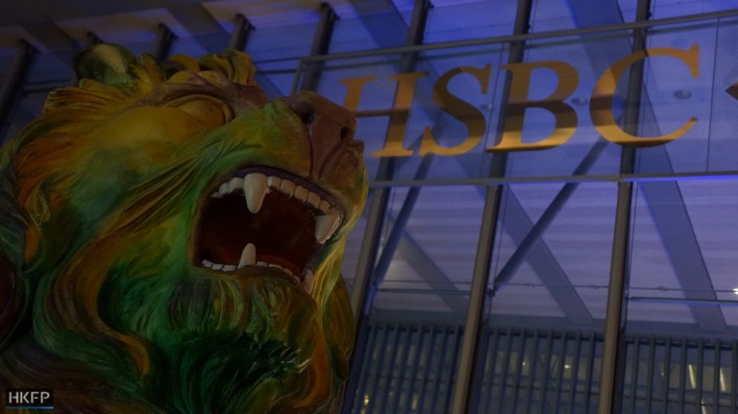 HSBC more than doubles pre-tax profits to HK$134 billion in