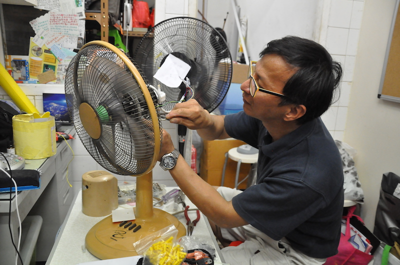 Disposable society? Meet the Hongkongers who repair instead of