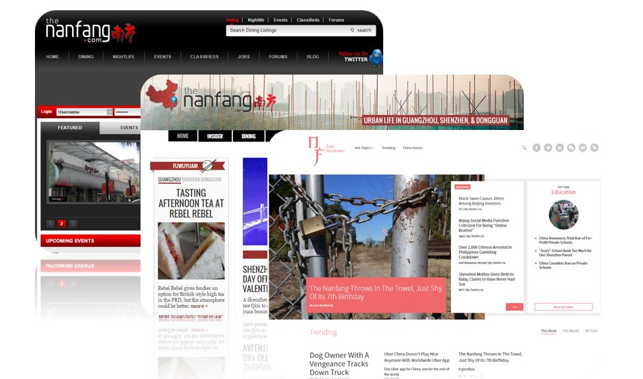 English-language China news and commentary site The Nanfang