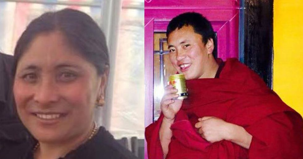 tibetans jailed