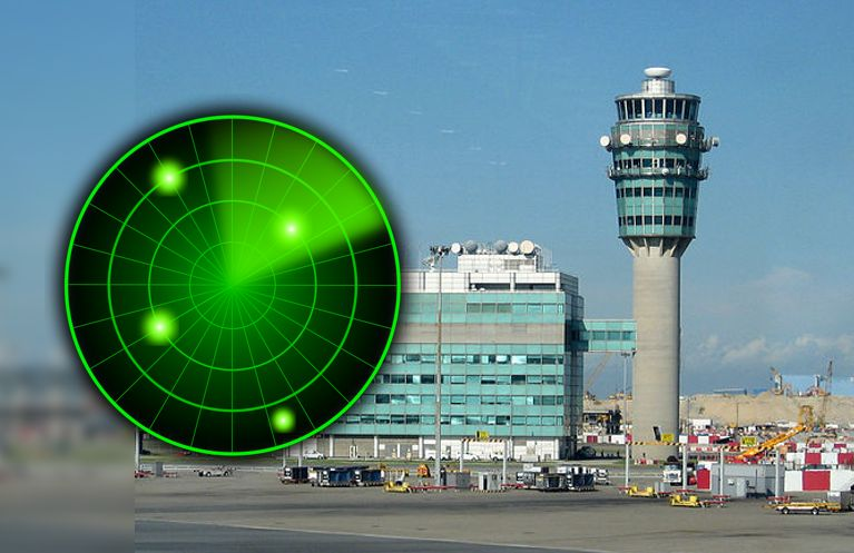 hong kong radar airport
