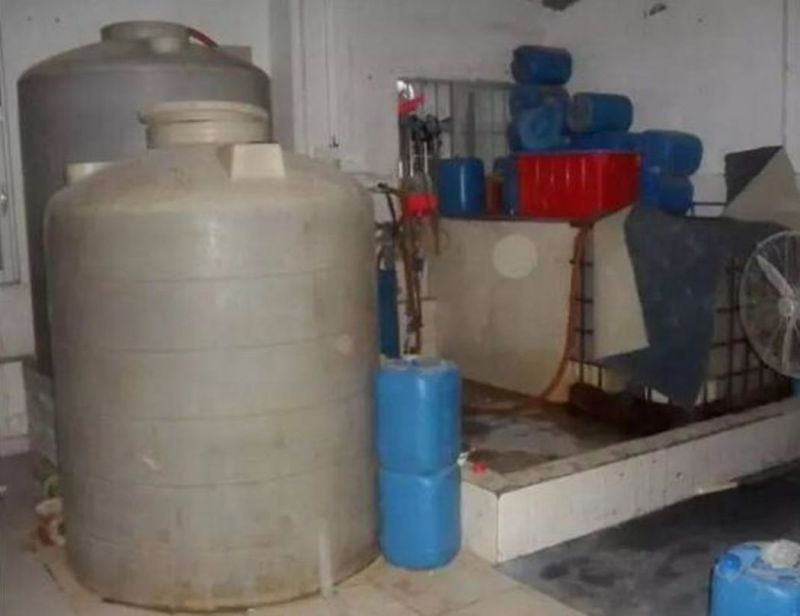 shenzhen environmental oil