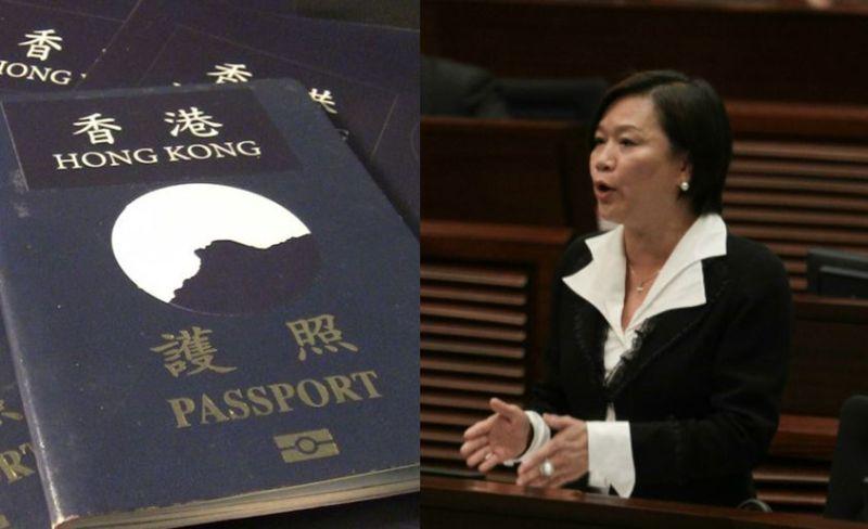 hong kong independence Priscilla