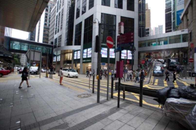 central walkability