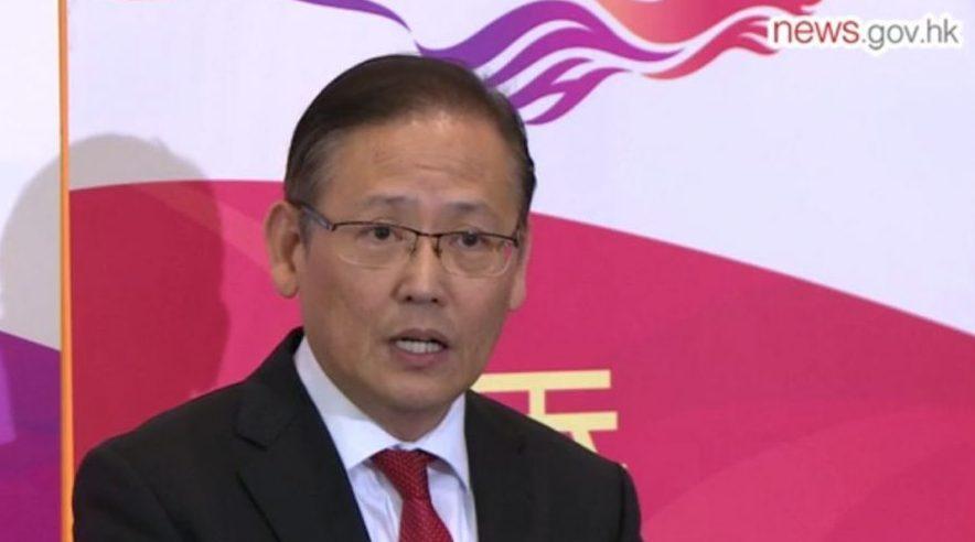 Simon Li Tin-chui