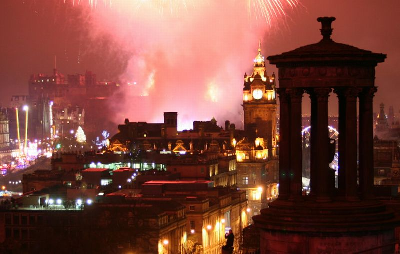scottish new year