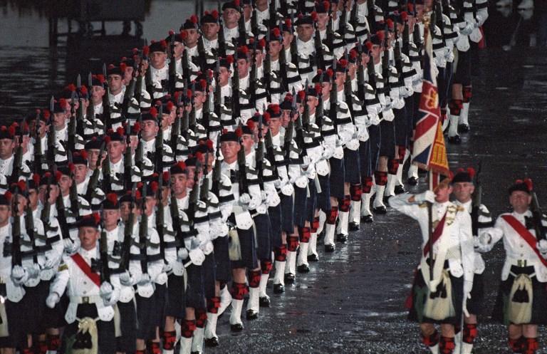 hong kong British handover