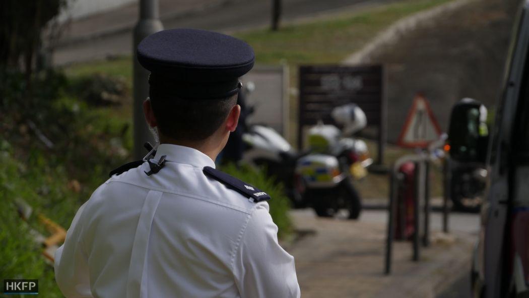 pokfulam bomb wwii evacuation police