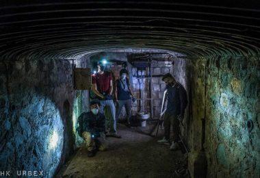 urbex tunnels