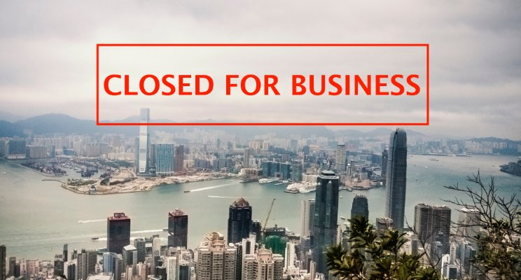 Hong Kong: The worst place in the world for a startup to open a bank account? | Hong Kong Free Press HKFP