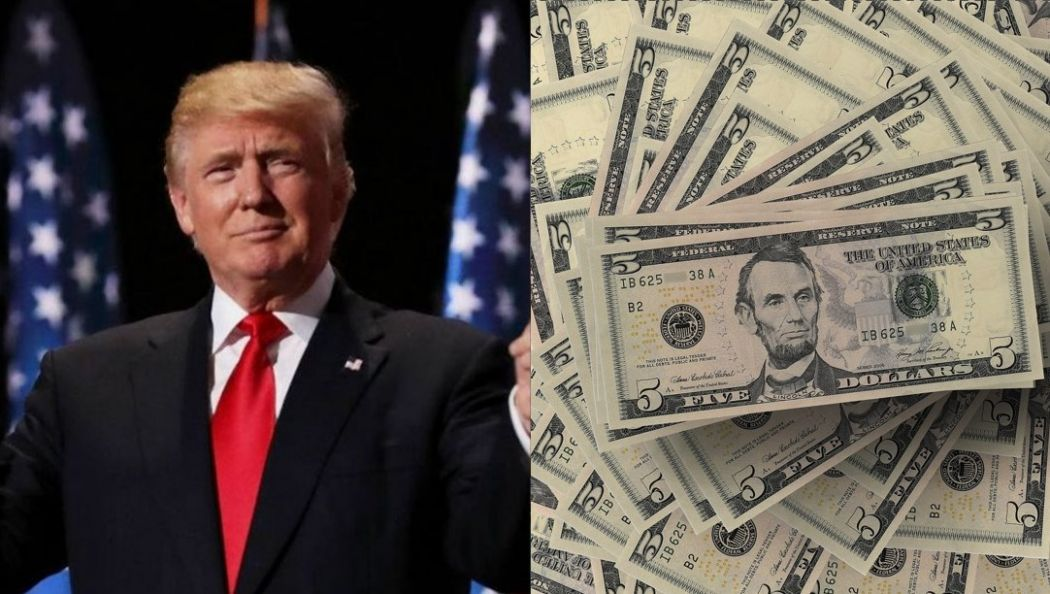 donald trump currency