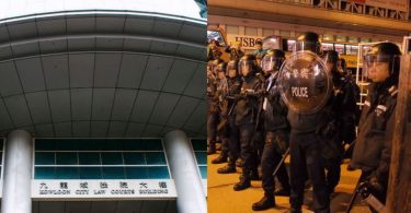 mong kok unrest acquittal