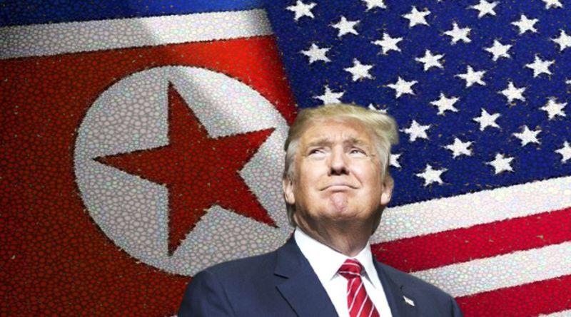 trump north korea usa