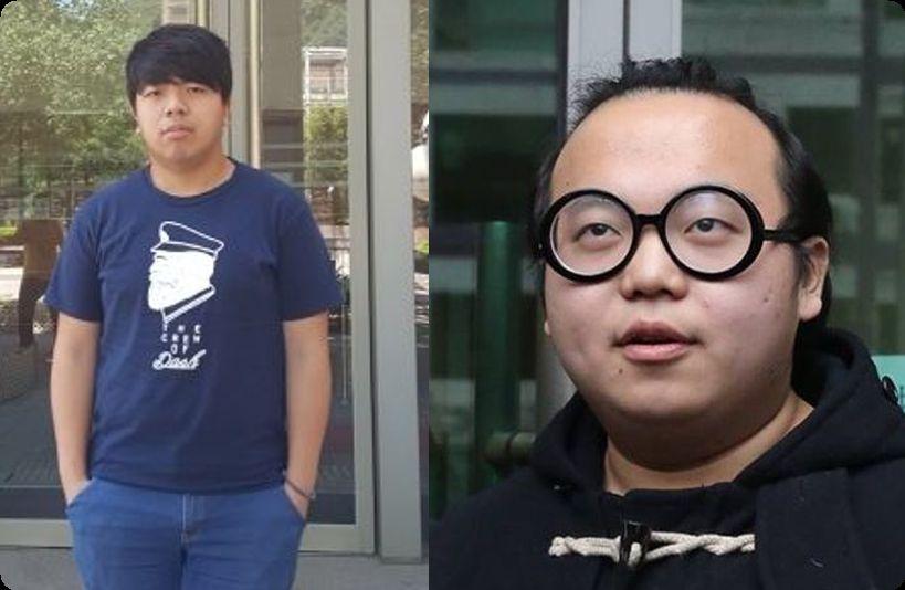 Ivan Lam Long-yin and Derek Lam Shun-hin