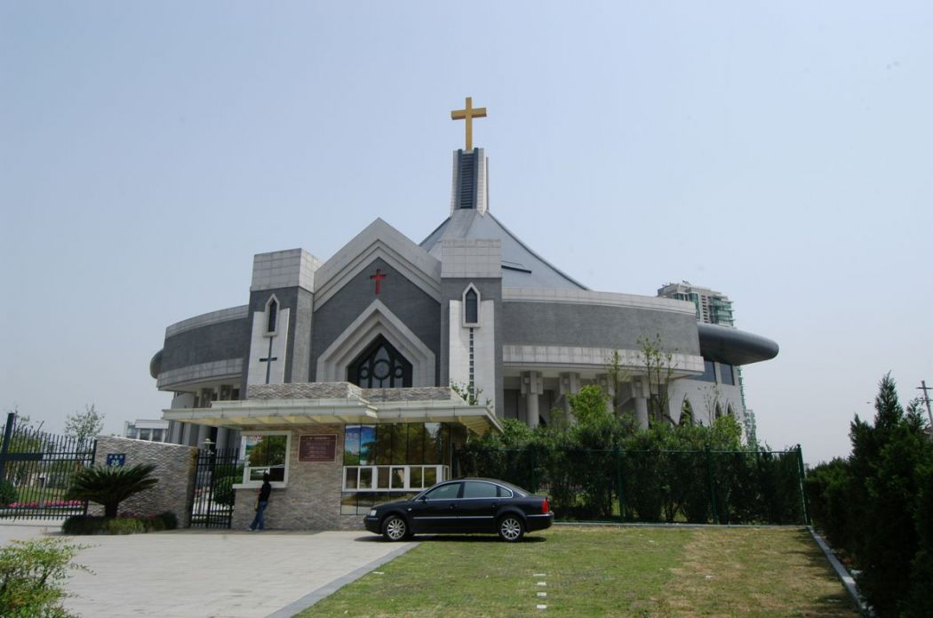 chongyi church