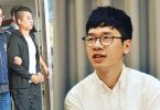 joshua wong nathan law attack arrests