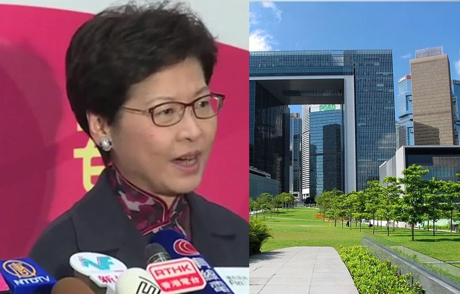 Hong Kong's chief secretary resigns; leadership bid expected