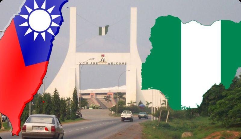 taiwan nigeria