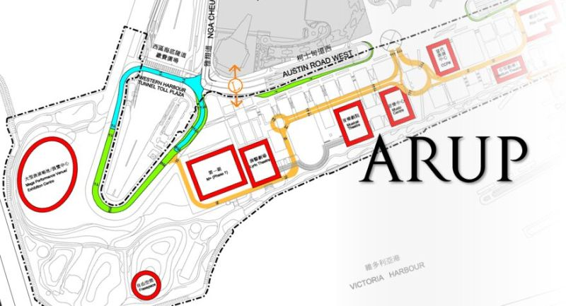 arup west kowloon