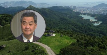 cy leung country parks