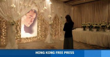 leslie cheung death 2003 hong kong