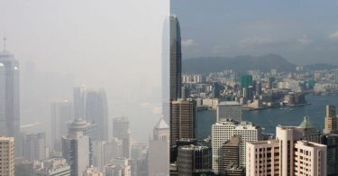 air pollution hong kong