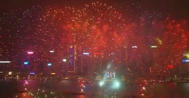 new year's eve hong kong