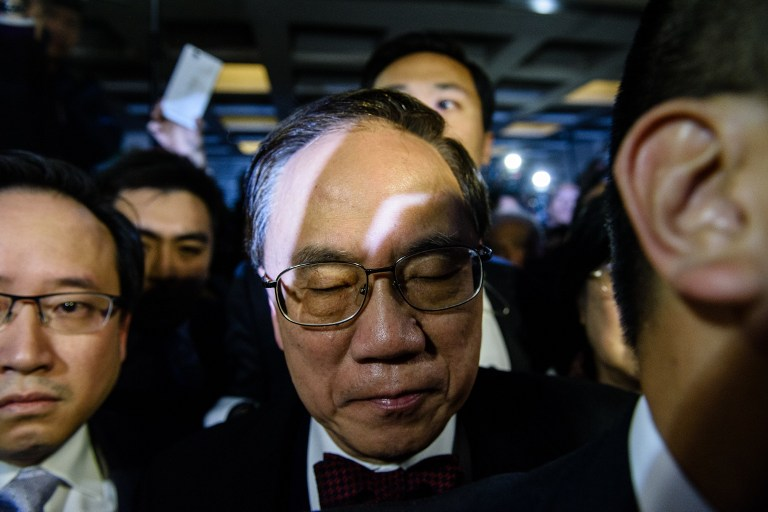 donald tsang