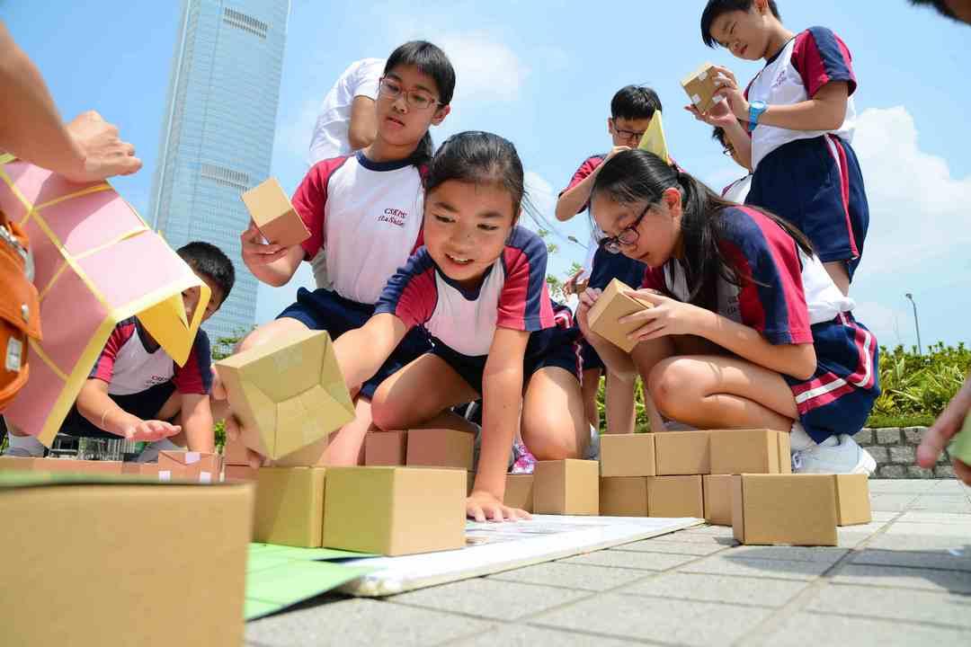 students school kids