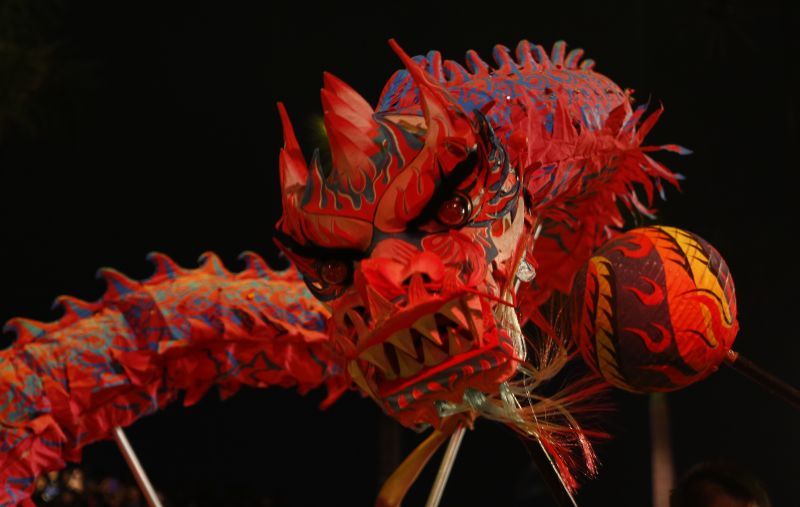 hong kong dragon chinese
