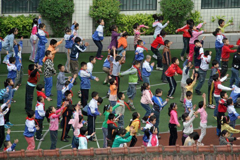 china school