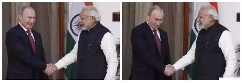 Weiboscope Modi Putin