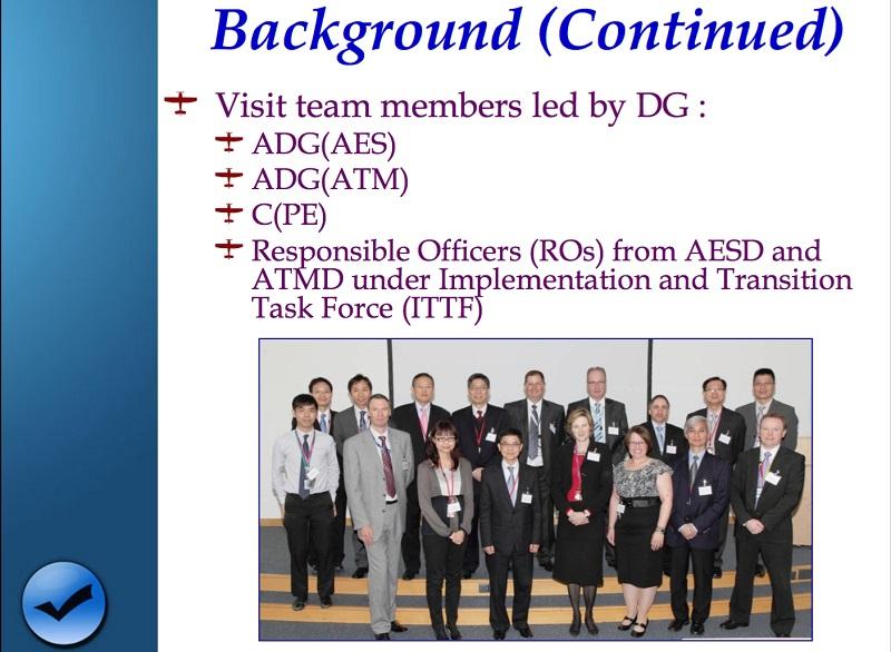 Civil Aviation Department documents