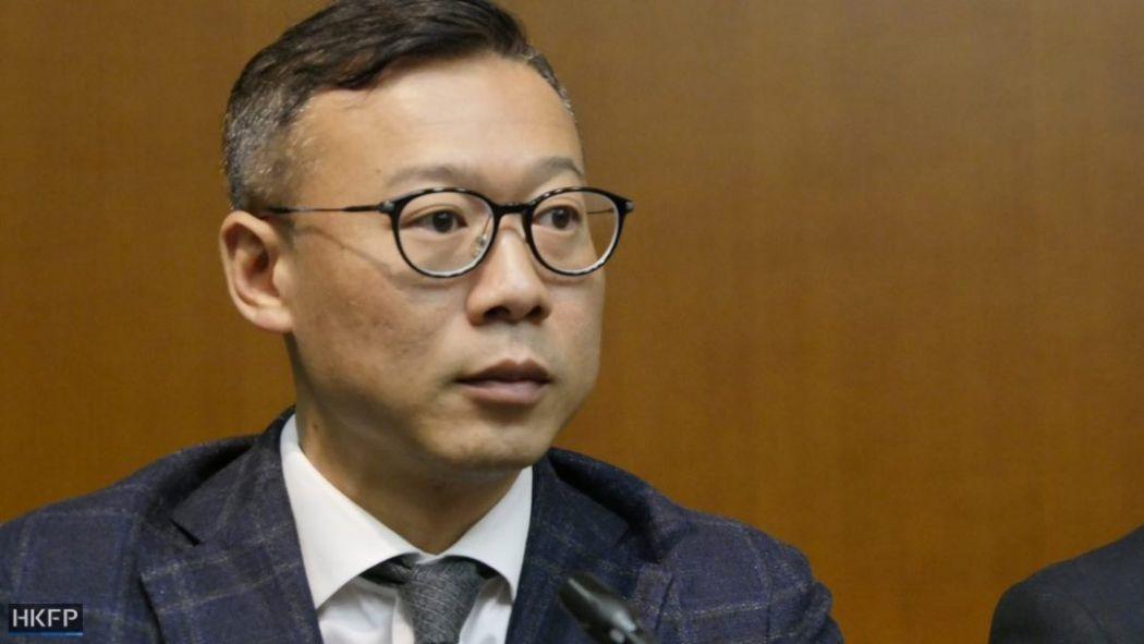 Horace Cheung Kwok-kwan