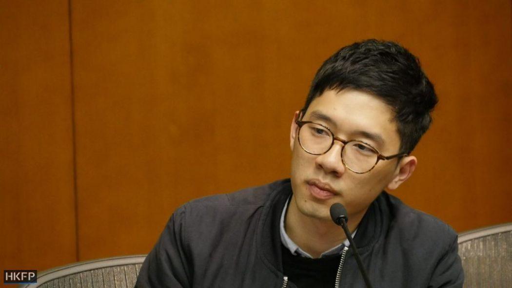 Nathan Law Kwun-chung