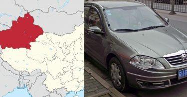xinjiang car