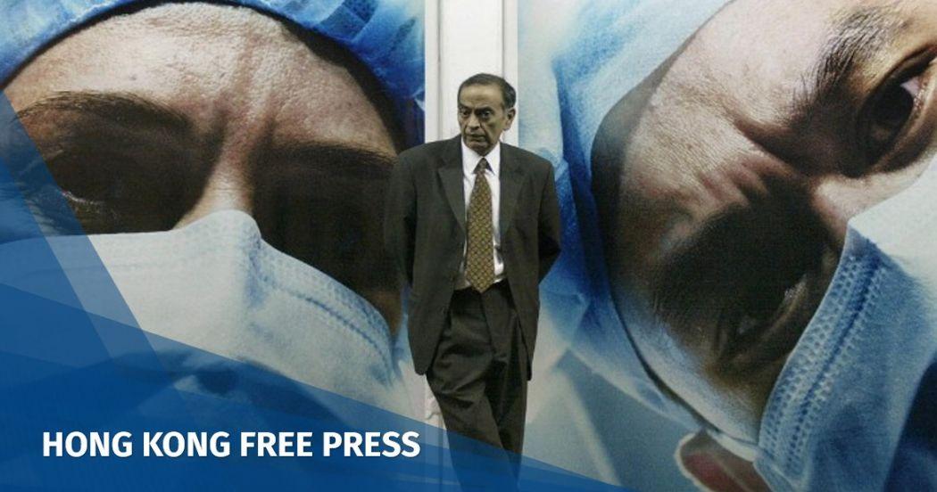 In Pictures: Hong Kong during the 2003 SARS epidemic   Hong