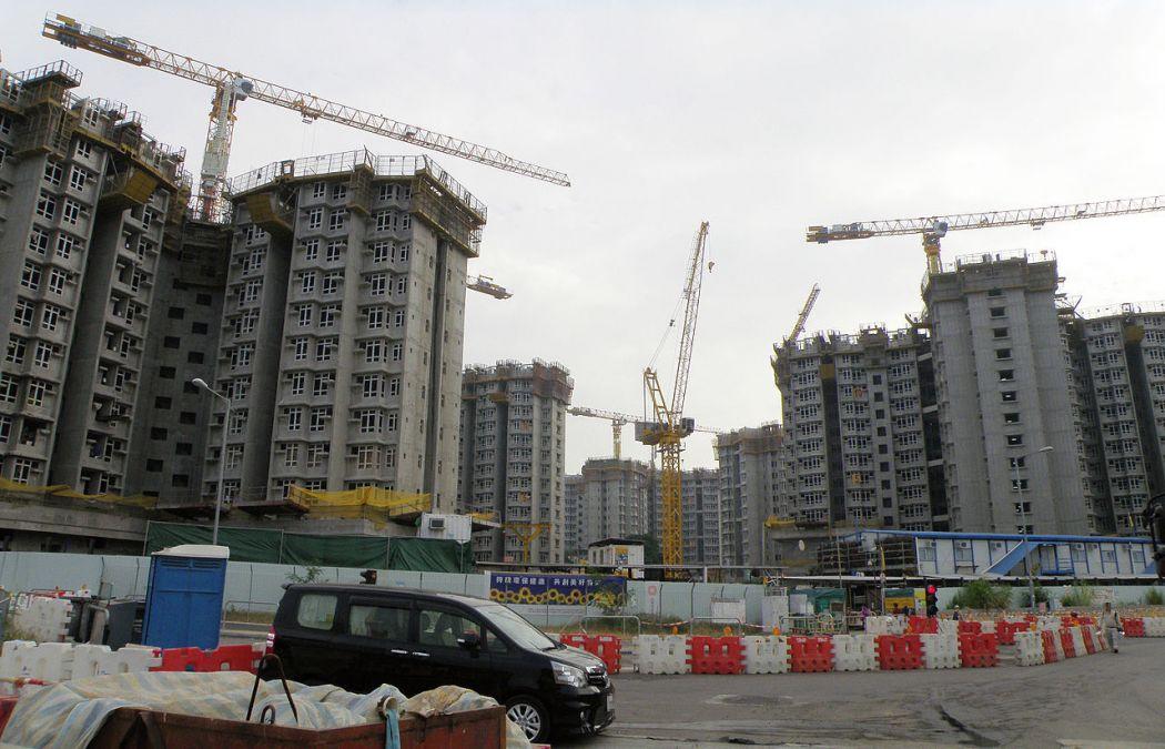 public housing estate Tuen Mun