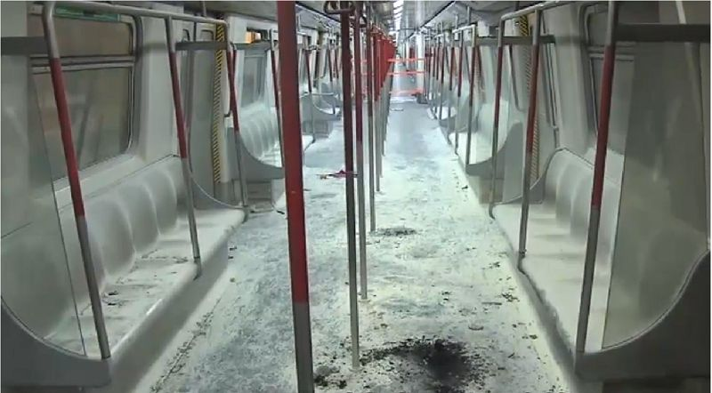 mtr carriage
