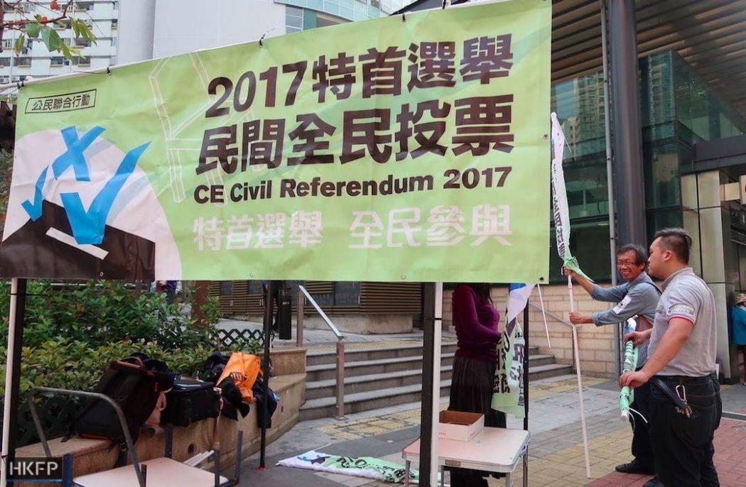 chief executive referendum