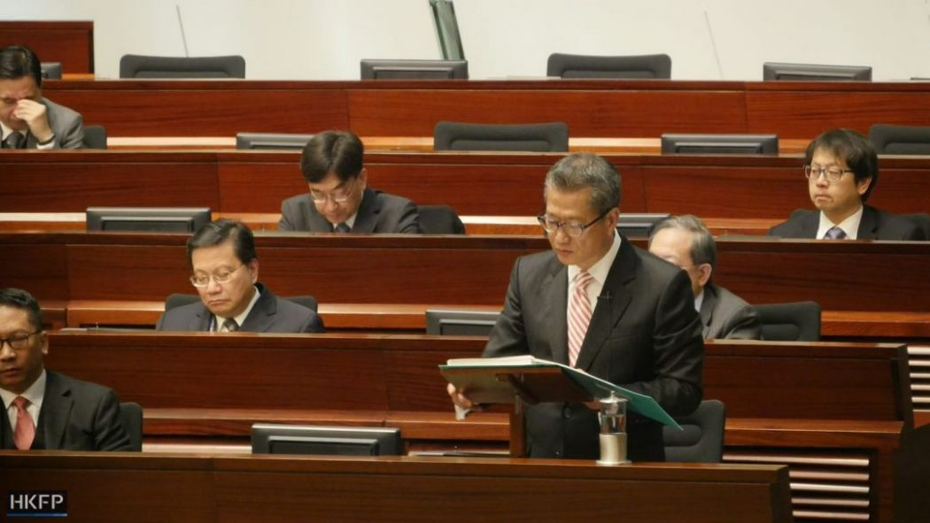 legislative council legco