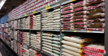 rice supermarket