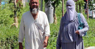 muslim beard xinjiang
