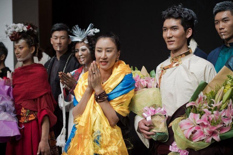 tibet fashion china