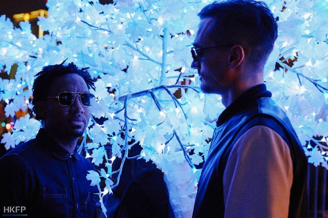 Roger de Leon and Charlie Toller Altn8