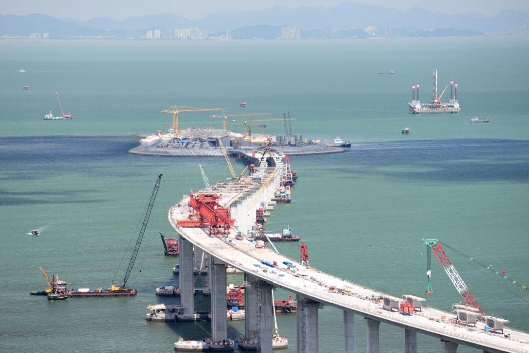 Hong Kong-Zhuhai-Macau Bridg