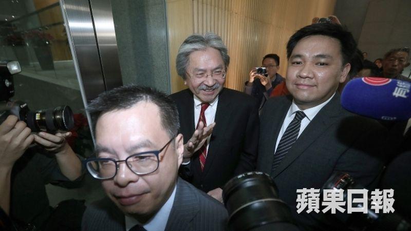 john tsang chun-wah