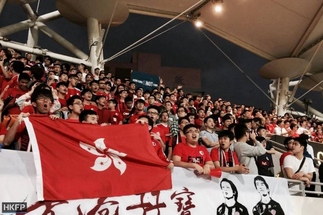 hong kong football matches